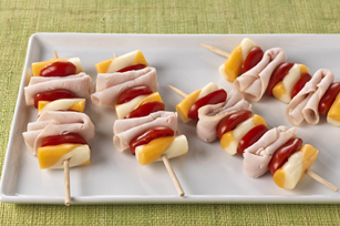 Twister Turkey Kabobs Image 1