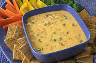 VELVEETA Bacon and Green Onion Dip Image 1