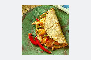 VELVEETA® Cheesy Chicken Fajitas Image 1