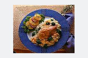 VELVEETA® Cheesy Rice & Broccoli Image 1