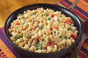 VELVEETA® Easy Chicken Fajita Skillet - Kraft Recipes