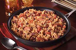 VELVEETA® Easy Red Beans & Rice Image 1