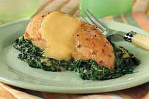 VELVEETA Chicken Florentine