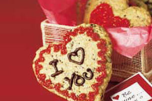 Valentine Cookie-Grams Image 1