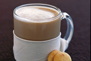 Café latte de vainilla