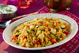 Vegetable Biryani Image 1
