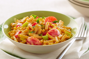Vegetable Medley Pasta Salad