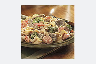 Vegetable Beef Stroganoff Image 1