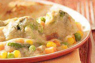 Vegetable Casserole Image 1