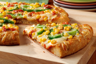 Vegetable Pizza Image 1