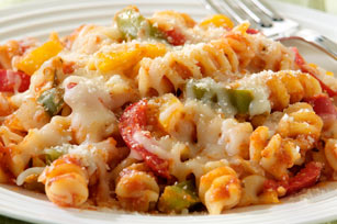 Vegetable Pasta Bake Image 1