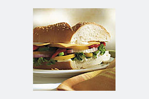 Vegetable Supper Subs Image 1