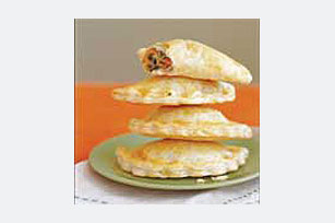 Vegetable and Cheese Empanadas Image 1