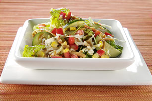 Vegetable & Nut Salad Image 1