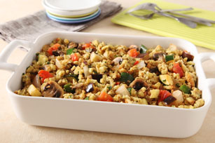 Veggie Delight Stuffing