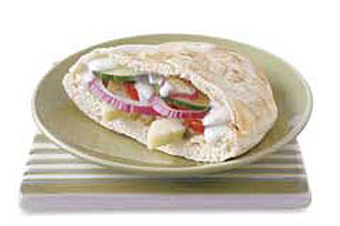 Veggie Pita Pocket
