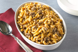 VELVEETA® Cheeseburger Mac Image 1