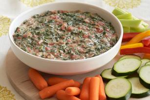 VELVEETA Cheesy Spinach Dip Image 1