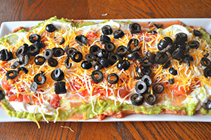 VELVEETA 7 Layer Mexican Dip Image 1