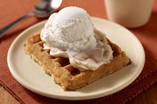 Cinnamon Waffle Treat