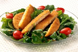 Warm Chik'n & Arugula Salad Image 1