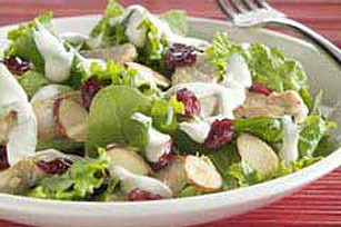 Warm Chicken Salad Image 1