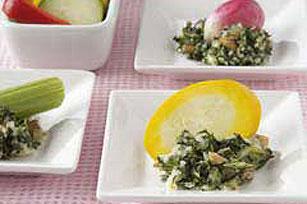 Warm Spinach & Mushroom Dip Image 1