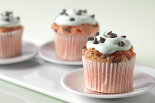 Watermelon Angel Cakes