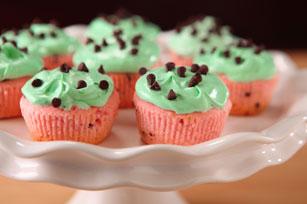 Watermelon KOOL-AID Cupcakes