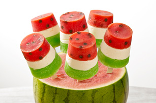 Watermelon Pops Image 1