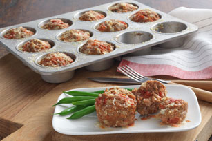 Weeknight Mini Meatloaves Image 1