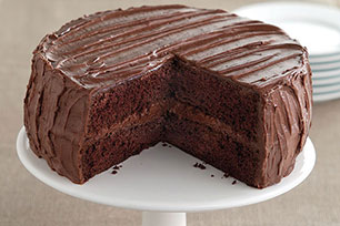 Wellesley Fudge Cake Image 1