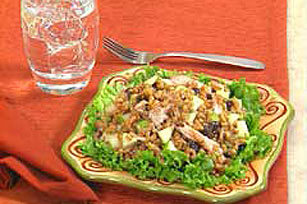 Wheat Berry Waldorf Salad Image 1
