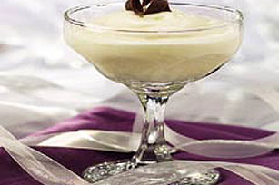 White Chocolate Mousse Image 1