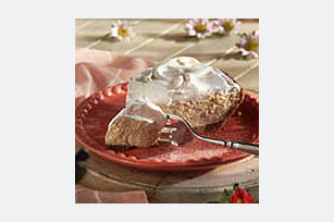 White Chocolate-Hazelnut Pie Image 1