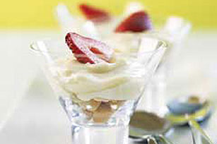 Two-Ingredient White Chocolate Mousse Image 1