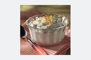 White Chocolate Orange Mousse