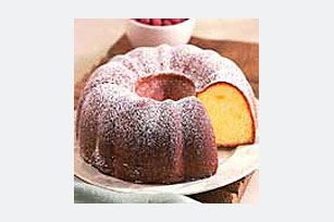 White Chocolate Pound Cake Image 1
