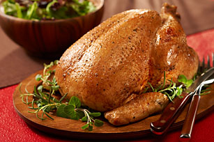 Whole Roasted Chicken Image 1