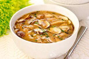 Wild Woods Mushroom Soup Image 1