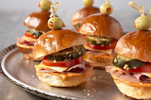Zesty 100 Yard Sliders Image 1
