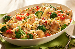 Zesty Chicken and Pasta