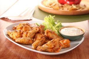 Piernitas de pollo asadas con aderezo italiano Image 1