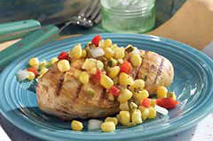 Zesty Corn Relish Image 1