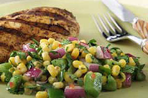 Zesty Corn Salad Image 1