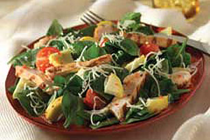 Zesty Grilled Chicken Salad Image 1