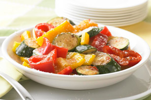 Zesty Grilled Veggies