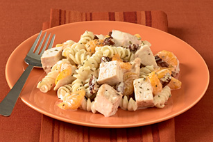 Zesty Orange Chicken Pasta Salad Image 1