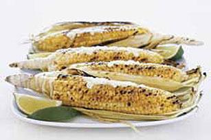 Zesty Parmesan Corn