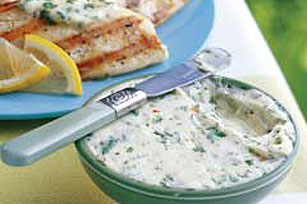 Zesty Parsley Butter Image 1